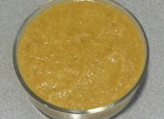 Papilla de verdura con pollo para #Mycook http://www.mycook.es/cocina/receta/papilla-de-verdura-con-pollo