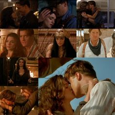 The Mummy Returns. I wish rachel weiss was in the third one. it was a good movie but just not the same