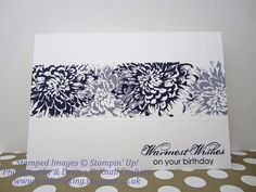 Knall Crafting! Stampin' Up! Blooming With Kindness