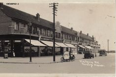 More of Ruislip Manor, must have been early closing day! Nikon Film Camera, Surrey, Old Pictures, Great Britain, Cool Photos, Ireland, Photographs, Street View, Memories