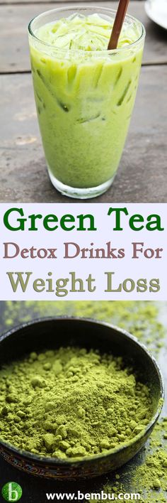 Making green tea detox drinks is a great way to boost your overall health and get the antioxidants you need each day. Health Tips │ Health Ideas │Healthy Food │Health │Food │Desserts │Low Carb │Weight Loss │Diet │Fitness │Tea #Health #Ideas #Tips #Vitamin