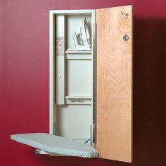 Built-In Swiveling Ironing Board - E42 - Richelieu Hardware