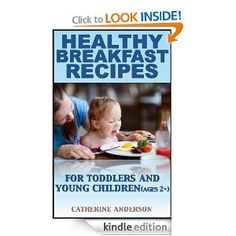 Four Free Breakfast Cookbooks for Kindle