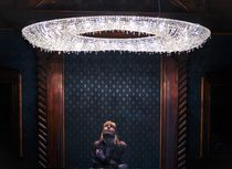 Design crystal chandelier