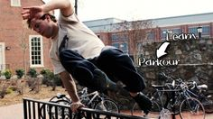 Becoming a Faux Ninja: Essential Parkour Techniques - Learn the essential techniques of Parkour, the art of efficiently overcoming obstacles, both physical and mental. - $60