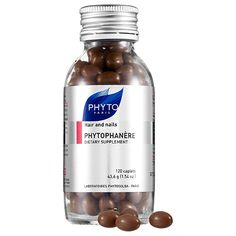 Phyto Phytophanère Hair and Nails Dietary Supplement