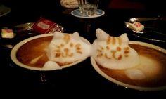 Kitty Friends  The Incredible 3D Latte Art By Kazuki Yamamoto Will Amaze You All • BoredBug