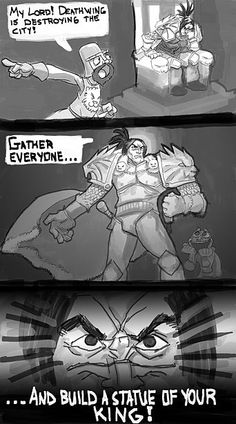 Comics - Media - World of Warcraft