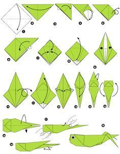 origami sea turtle instructions
