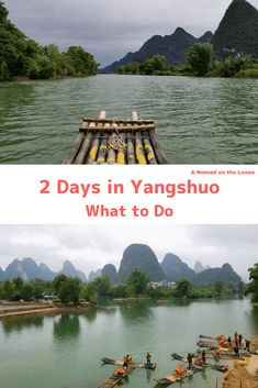 What to Do in Yangshuo in 2 Days