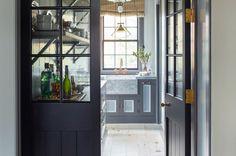 More genius by Steven Gambrel. via Elements of Style Blog | Sag Harbor Dream Home | http://www.elementsofstyleblog.com