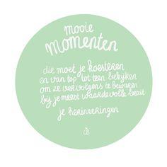 Je herinnering: het meest waardevolle bezit. www.mare4you.nl - Herinneringen.