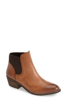 Steve+Madden+'Rozamare'+Leather+Ankle+Bootie+(Women)+available+at+#Nordstrom