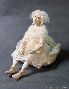 Tatiana Baeva one-of-a-kind dolls