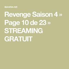 Revenge Saison 4 » Page 10 de 23 » STREAMING GRATUIT
