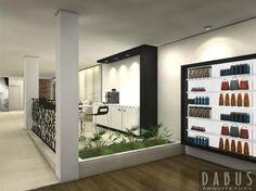 Dabus Arquitetura - Salão de Beleza