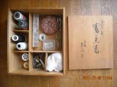 japanese sewing box