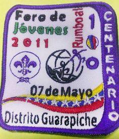 Foro de Jóvenes 2011. 07 de Mayo. Distrito Guarapiche.