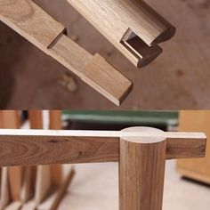 Image result for round table leg joints