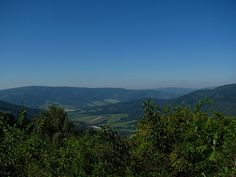 Slovakia, Klenovský Hills