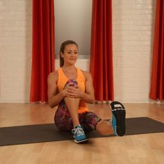 One easy move to tone your thighs.