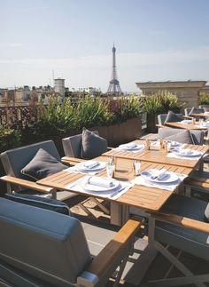 restaurant paris Restaurant The White Bird Peninsula Paris - Hausseite Peninsula Paris, Peninsula Hotel, Resto Paris, Best Restaurants In Paris, Hotel Des Invalides, Paris Rooftops, Rooftop Restaurant, Online Restaurant, Viajes