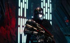 Capitã Phasma, a personagem de Gwendoline Christie em Star Wars