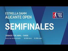 Semifinales - Tarde - Estrella Damm Alicante Open 2018 - World Padel Tour - LA TELE DEPORTES