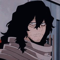 Anime Love, Anime Guys, Chino Anime, My Hero Academia Eraserhead, Fanart, Aizawa Shouta, Anime Profile, Profile Pics, Anime Boyfriend
