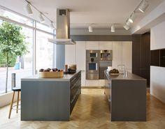 Kitchen Architecture - Home - Kitchen Architecture bulthaup showroom in London