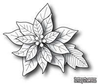 Лезвия - Dies - Blooming Poinsettia от Poppystamps