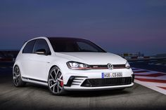 VW Golf Clubsport S . This isn't a compact car any more. With this power this car gonna be a sport car! Go VolksWagen you've gonna make it. Good start for this order.