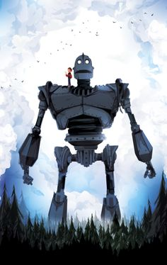 95 Best Iron Giant Images On Pinterest The Iron Giant Robot And