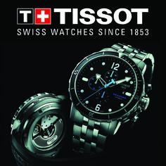 Tissot at Gross Diamond Co.