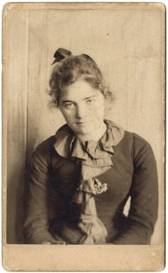 Emily Carr archival photograph