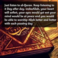Al Quran. The Guidance For Mankind. #Islam
