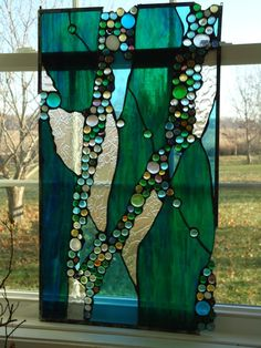Faux Stained Glass, Stained Glass Designs, Stained Glass Projects, Stained Glass Patterns, Stained Glass Windows, Modern Stained Glass Panels, Mosaic Art, Mosaic Glass, Mosaic Mirrors