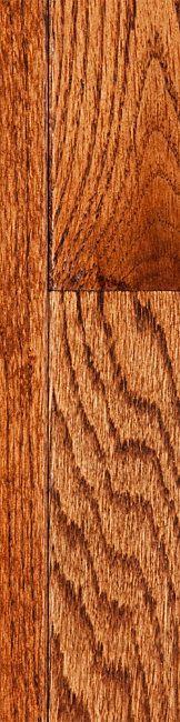 Elk Mountain Oak Gunstock 3//4 x 2-1//4 Solid Hardwood Flooring SAMPLE