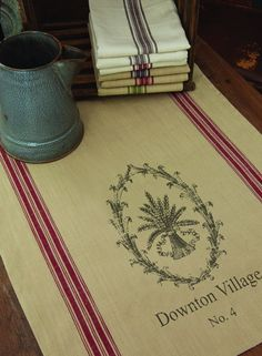New Downton Abbey home decor and textiles will debut at Americasmart Atlanta in Jan. 2014.