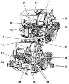 Free Deutz Fahr BFM 1012 Engine Service Repair Manual in