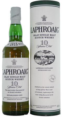 laphroaig islay malt whisky.