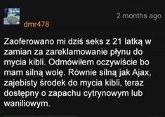 Najlepsze kawały na poprawę humoru - Galeria - KWEJK.pl Polish Memes, Best Memes, Jokes, Cards Against Humanity, Lol, Entertaining, Humor, Funny, Husky Jokes