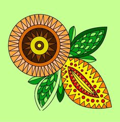 Mandala, Mandalas, Coloring Pages Mandala