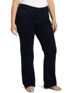 Levi's Women's 512 Plus-Size Perfectly Shaping Boot Cut Jean - Listing price: $58.00 Now: $47.99