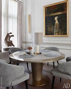 "282 Me gusta, 4 comentarios - @pino3bravo en Instagram: ""Dining corner @archdigest via Pinterest…"""