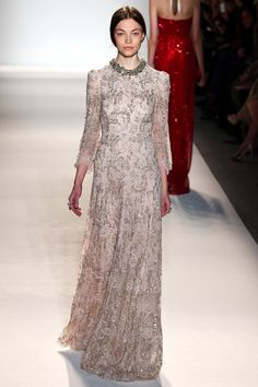 Jenny Packham - New York Fashion Week - Aisle Style Inspiration Autumn/Winter 2013-14