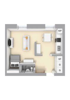 projeto arquitrecos solu es para apartamento de 25 m2 more lofts apartments and tiny. Black Bedroom Furniture Sets. Home Design Ideas