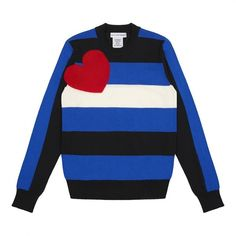 Comme Des Garcons and Vetements' LGBT Holiday Sweaters