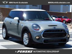 Come on down! This Moonwalk Gray 2014 #MINI Cooper S Hardtop is calling your name! Come visit us at MINI North Scottsdale to test drive your dream car today! http://www.mininorthscottsdale.com