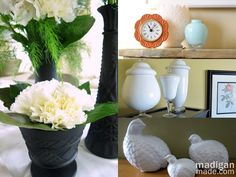 Tips for Spray Painting Glassware and Ceramics